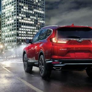Honda CR-V 2020 Exterior