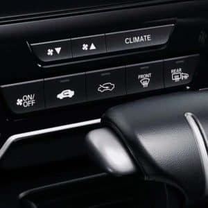 interior controls of the Honda Cr-v at Drive Autogroup