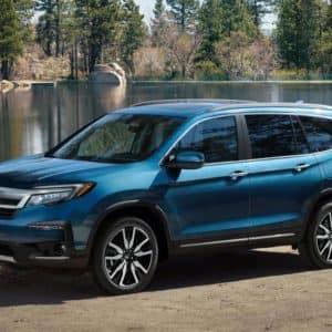 2021 Honda Pilot available at Drive Autogroup locations