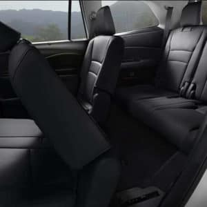 seating in 2021 Honda Pilot available at Drive Autogroup locations