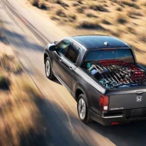 2020 Honda Ridgeline exterior available at our Drive Autogroup locations