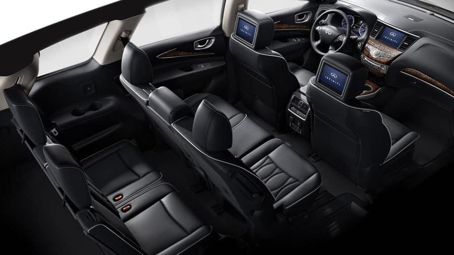 2020 infiniti QX60 7 passenger seating