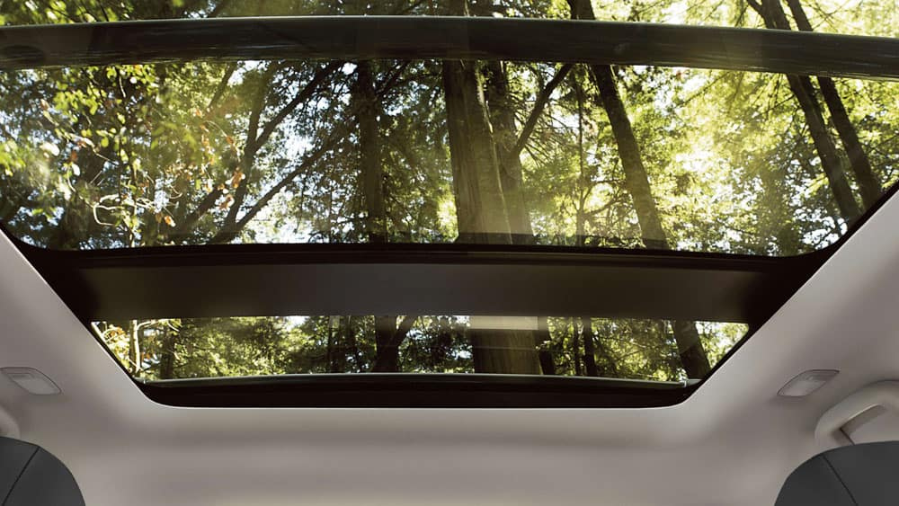 2020 Nissan Pathfinder moonroof at Drive Autogroup