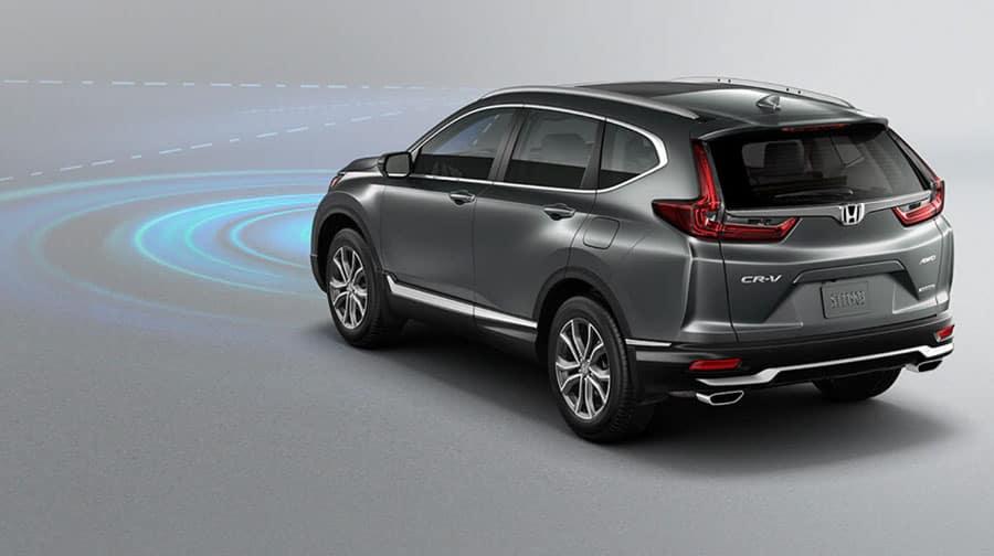 CRV Honda Sensing