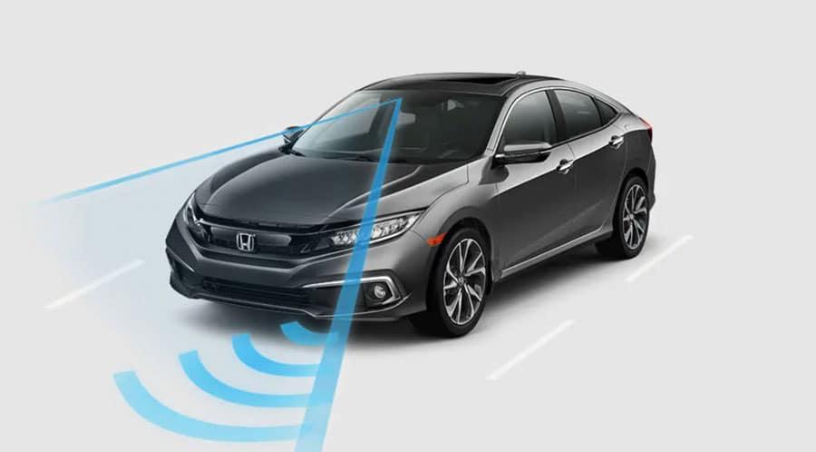 Civic Honda Sensing
