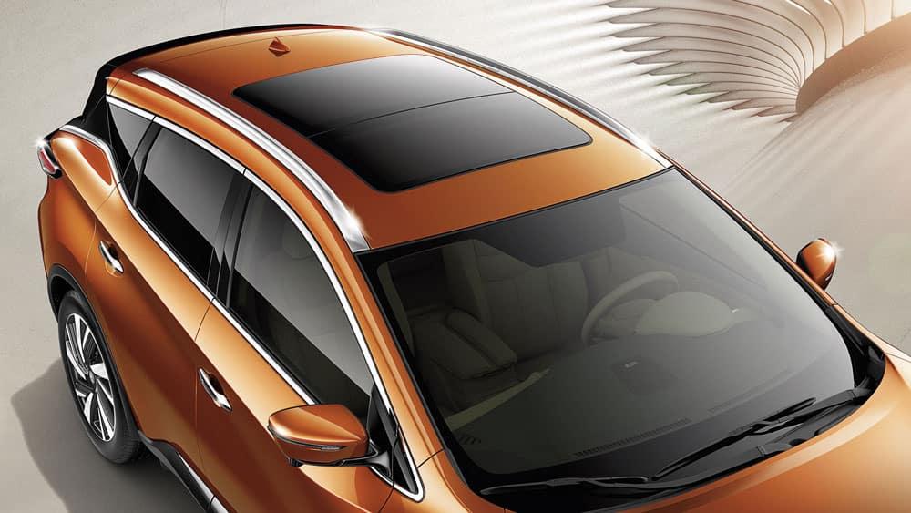 Nissan Murano power Panoramic moonroof