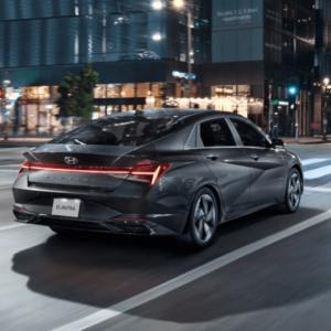 2021 Hyundai Elantra Exterior - Available at Ajax Hyundai