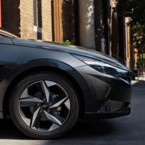 2021 Hyundai Elantra Exterior Side - Available at Ajax Hyundai