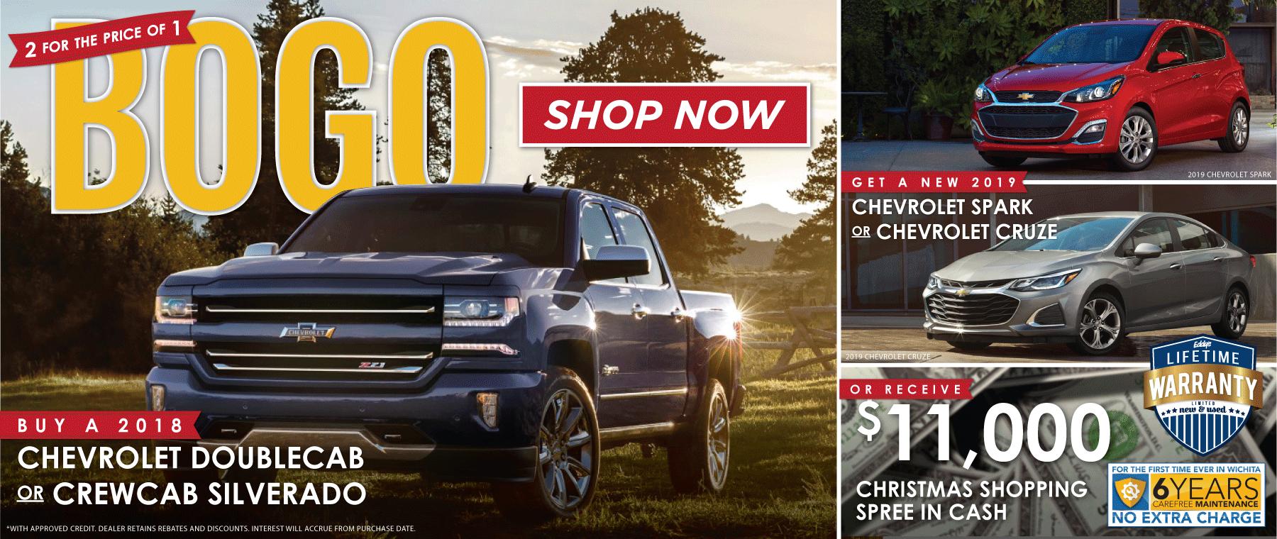 Eddyu0027s Chevrolet Cadillac | Chevrolet, Cadillac Dealer In Wichita, KS