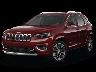 2019 maroon Grand Cherokee