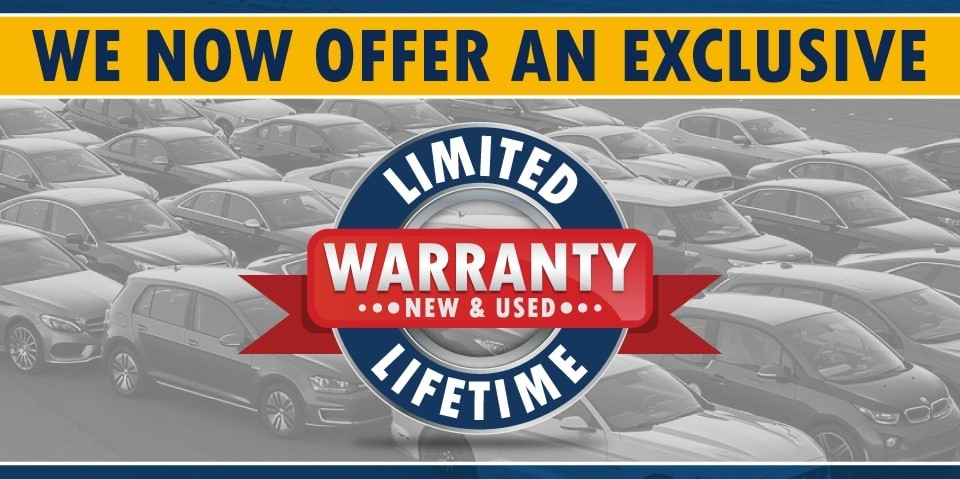 2Lifetime Warranty Header