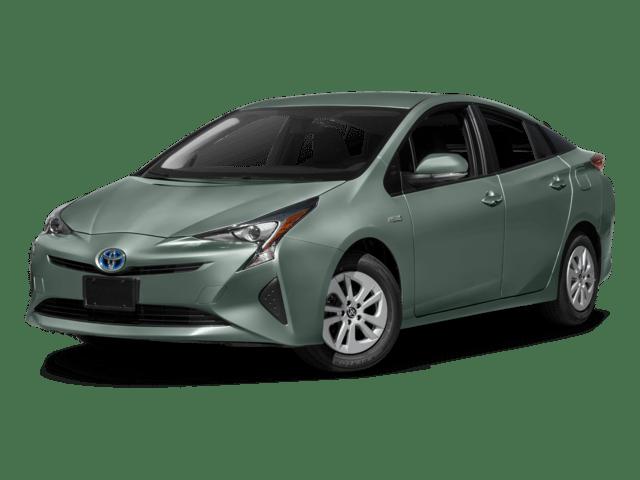 2017 Prius Liftback