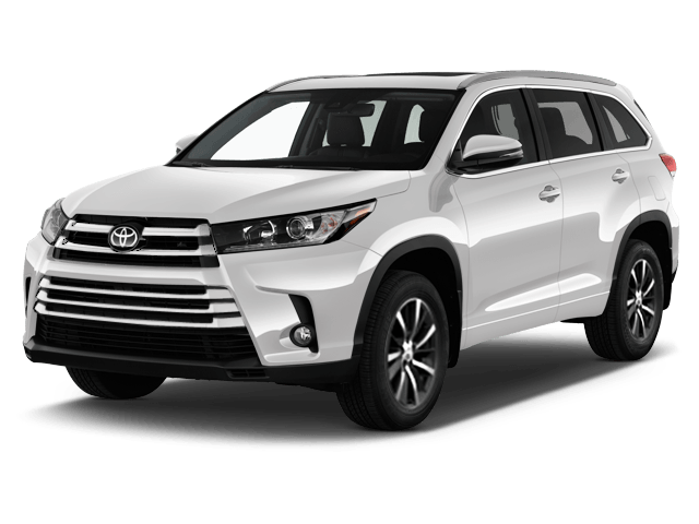 2019 Highlander Rental