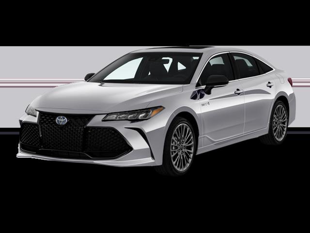 New 2019 Avalon Hybrid