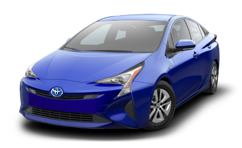 Toyota Certified Used Prius Family
