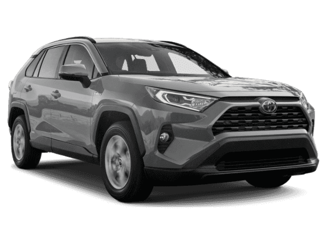 New 2019 RAV4 Hybrid