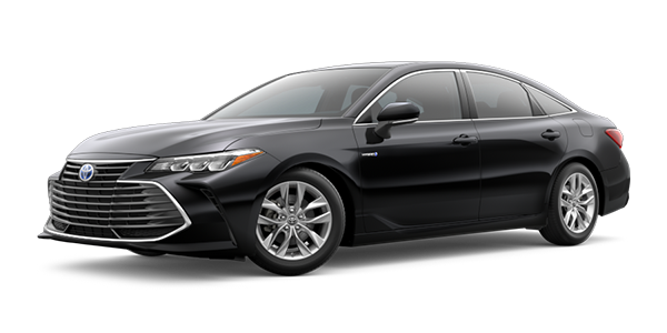 New 2021 Avalon Hybrid