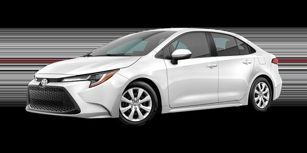 New 2020 Corolla