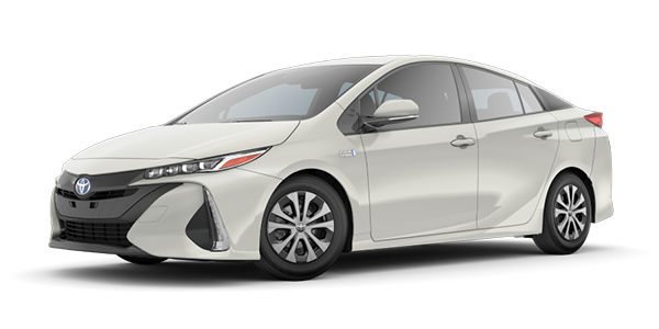 New 2021 Prius Prime