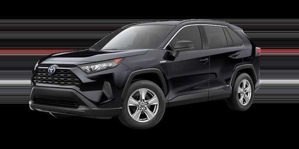 New 2021 RAV4 Hybrid