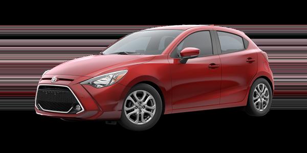 New 2020 Yaris Hatchback
