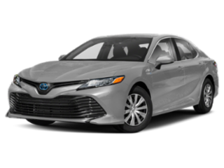 2019 Camry Hybrid Rental