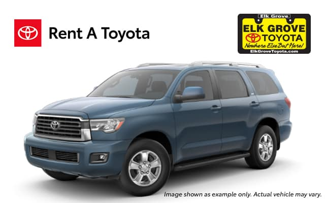 Sequoia Rental