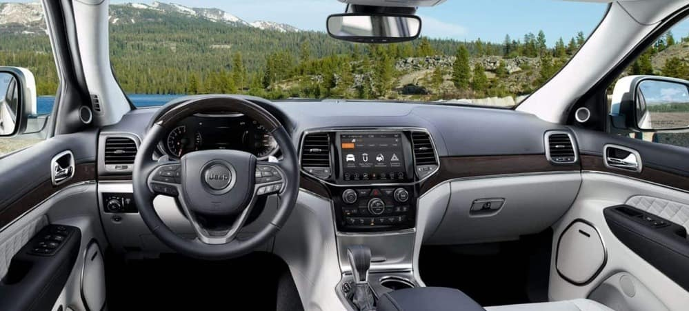 2019 Jeep Grand Cherokee Interior Features Classic Cdjrf