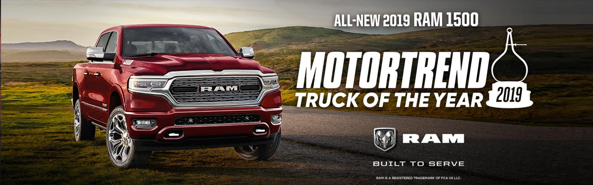 RAM Truck MotorTrend_