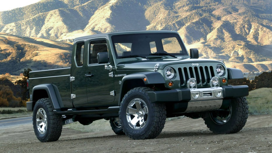 Jeep Gladiator 2016 >> Jeep Gladiator Arriving Soon Findlay Chrysler Dodge Jeep Ram