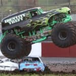 monster truck identity theft