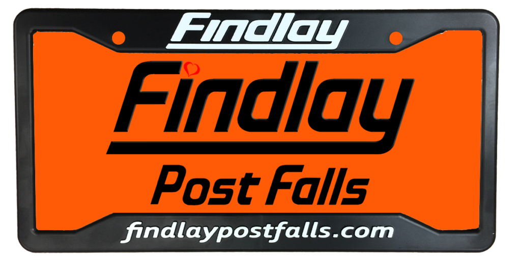 findlay license-plate