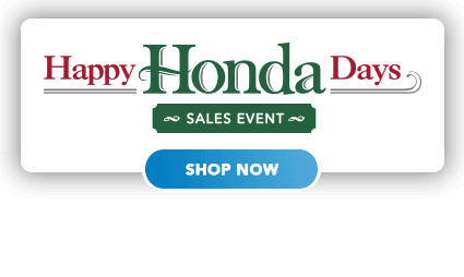 happy honda days homepage