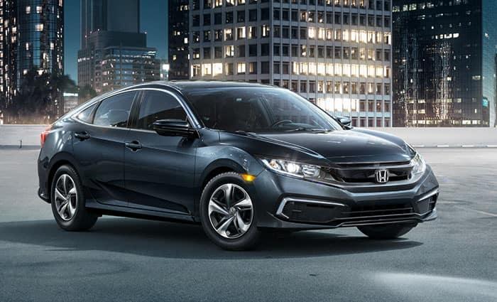 2021 Civic LX CVT