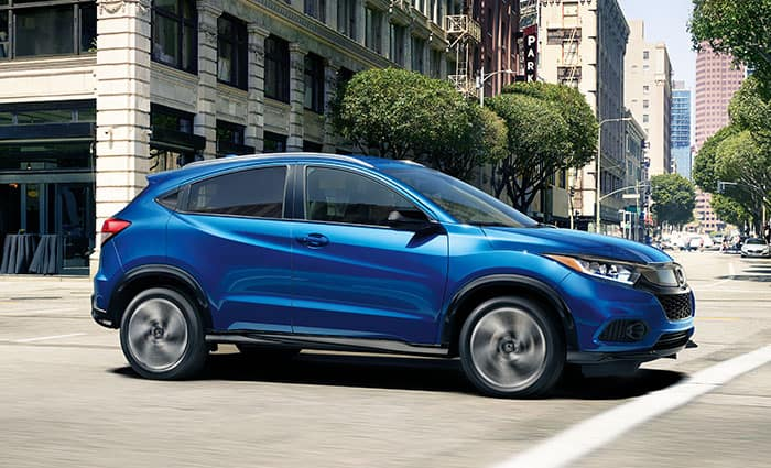 2019 HR-V LX CVT AWD