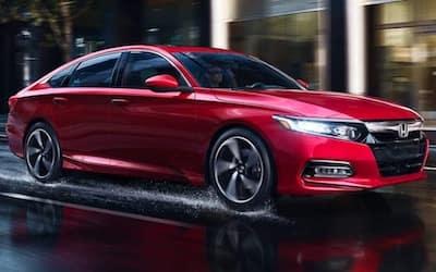2019 Honda Accord trim levels