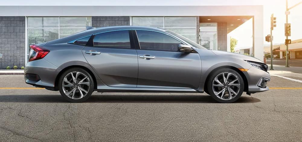 2019 Honda Civic in O'Fallon