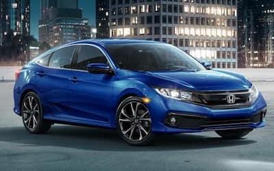 2019 Honda Civic trim levels