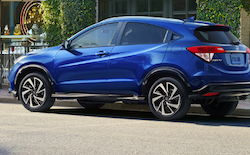 Honda HR-V Research