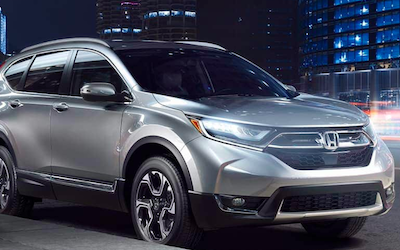 2019 Honda CR-V vs. 2019 Hyundai Santa Fe
