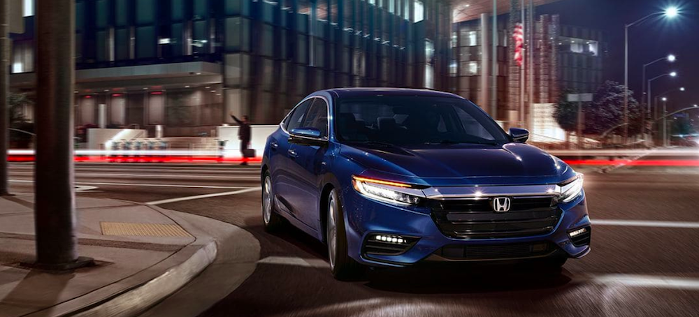 2019 Honda Insight near St Charles