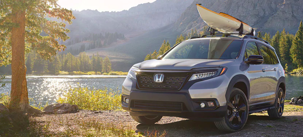2019 Honda Passport near St Louis