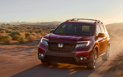 2019 Honda Passport trim levels