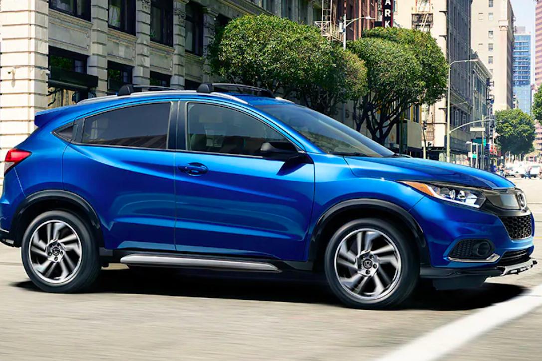 Honda CR-V vs Honda HR-V