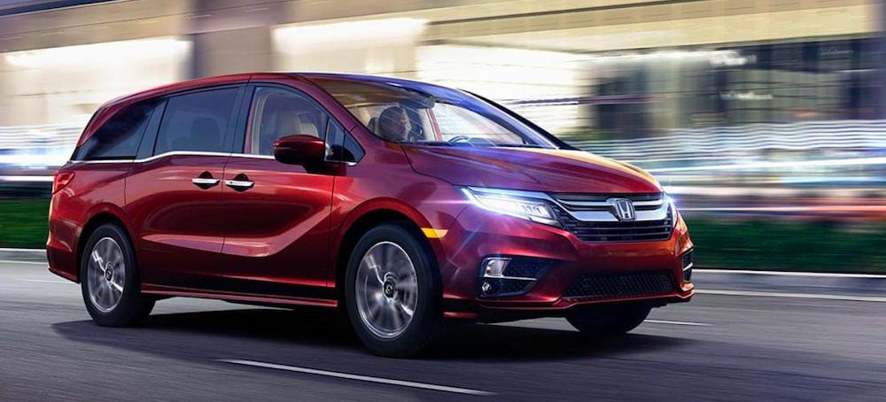 2019 Honda Odyssey Inventory Near St. Charles