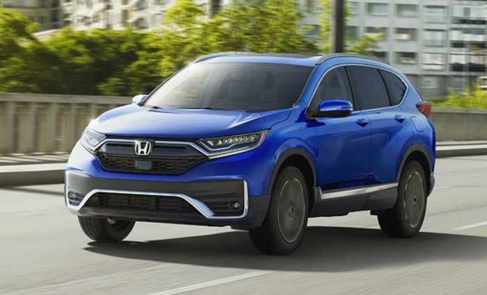 2021 CR-V LX AWD