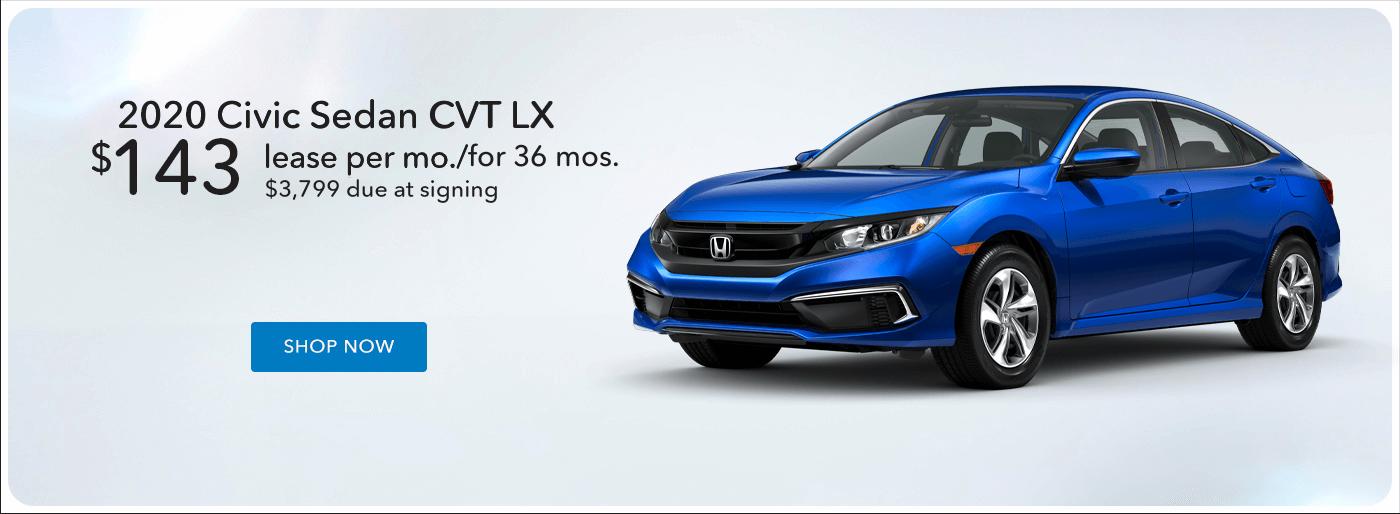 Honda Lease Specials St Louis Dealer Frank Leta 2020 Civic