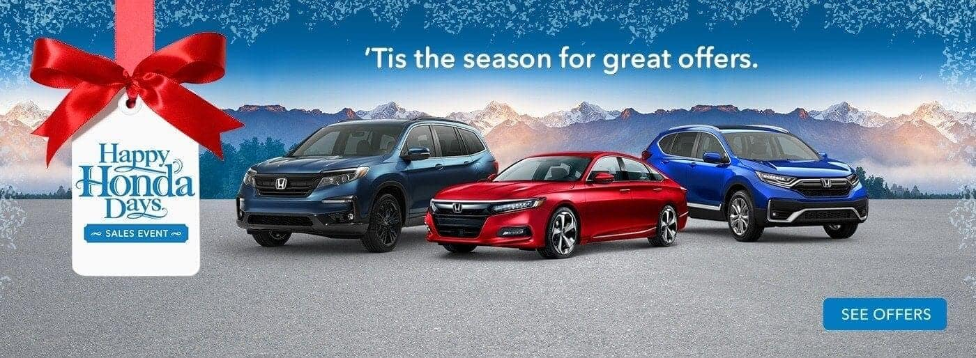 Happy Honda Days Lease Specials St Louis Dealer Frank Leta