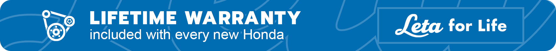 Lifetime Warranty St Louis Honda dealer
