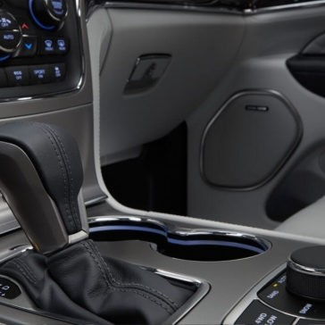 2017 Jeep Grand Cherokee Interior Features